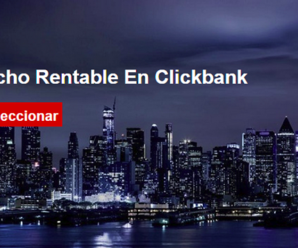 Como Seleccionar Un Nicho Rentable En Clickbank