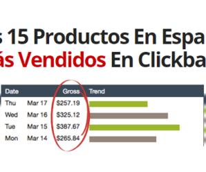 Los 15 Productos En Español Más Vendidos En Clickbank