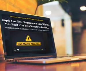 InstaGDPR ¿El Mejor Plugin WordPress Para Cumplir Con El Reglamento GDPR En 2018?