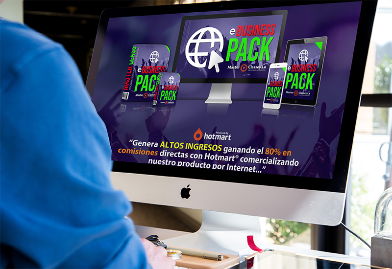 ebusiness pack de Maurico Duque
